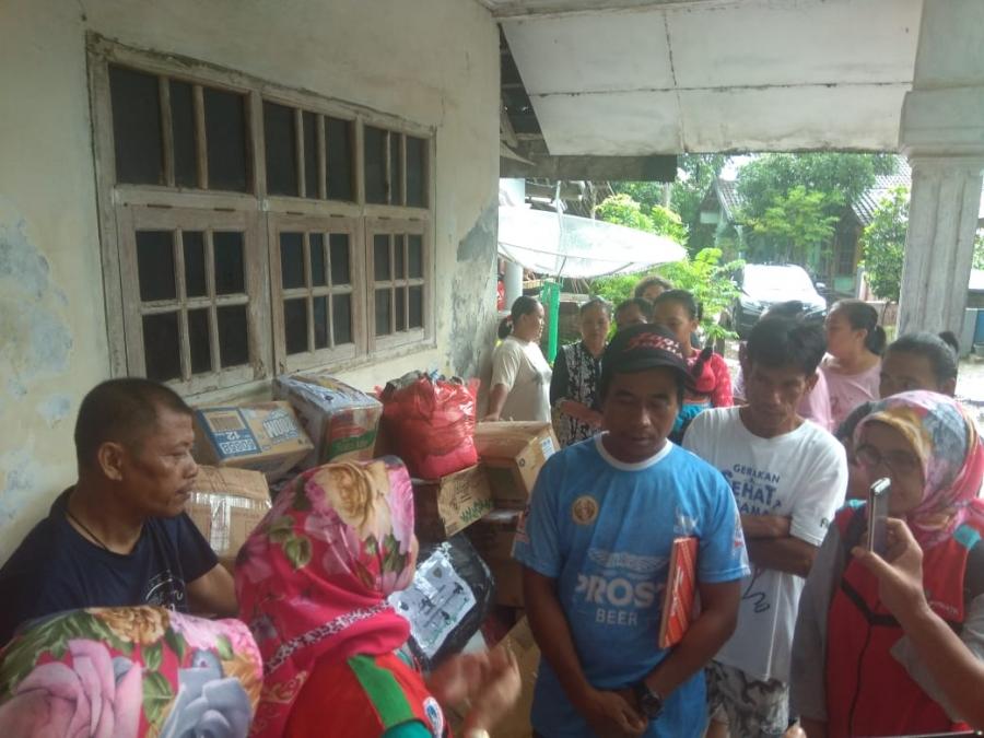 Jumantik Peduli Tsunami Banten