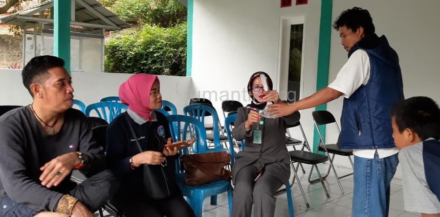 Silent Survey Pamulang Timur pondok Pucung